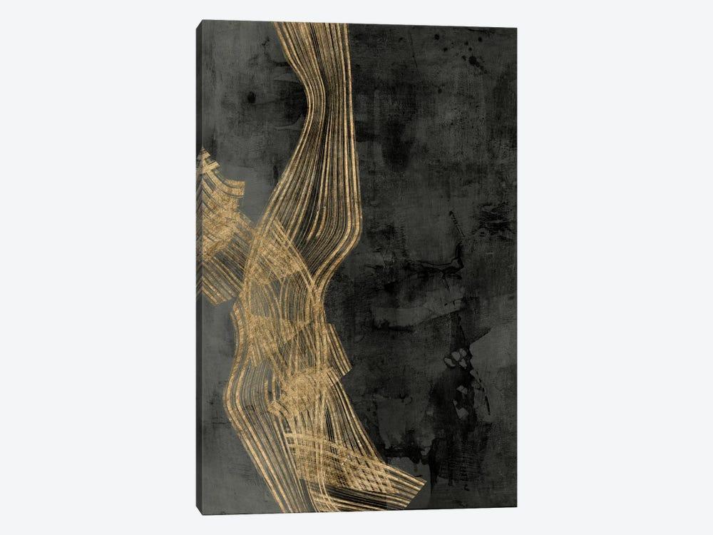 Woven Matrix II by Jennifer Goldberger 1-piece Canvas Print