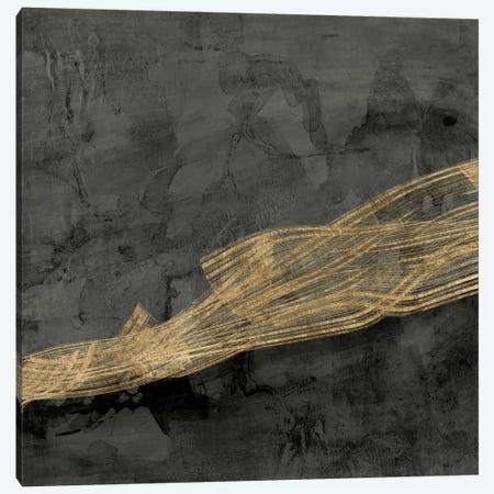 Woven Matrix IV Canvas Print #JGO246} by Jennifer Goldberger Canvas Artwork
