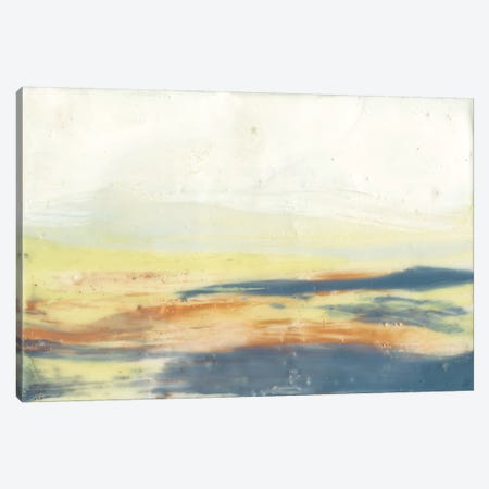 Bronze Horizon I Canvas Print #JGO249} by Jennifer Goldberger Art Print
