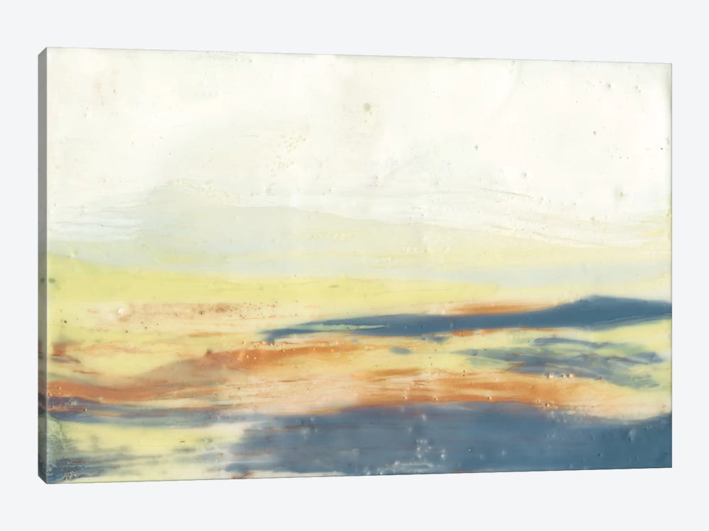 Bronze Horizon I by Jennifer Goldberger 1-piece Canvas Art