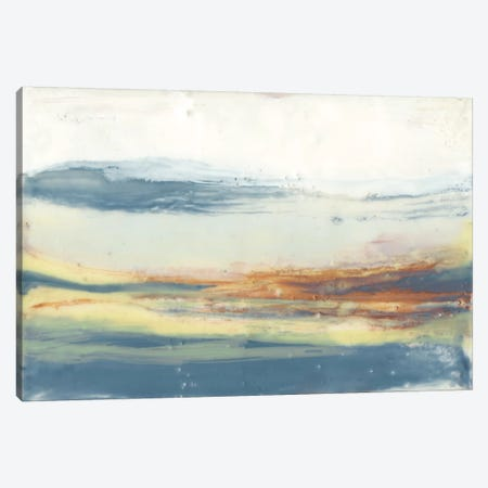Bronze Horizon II Canvas Print #JGO250} by Jennifer Goldberger Canvas Wall Art