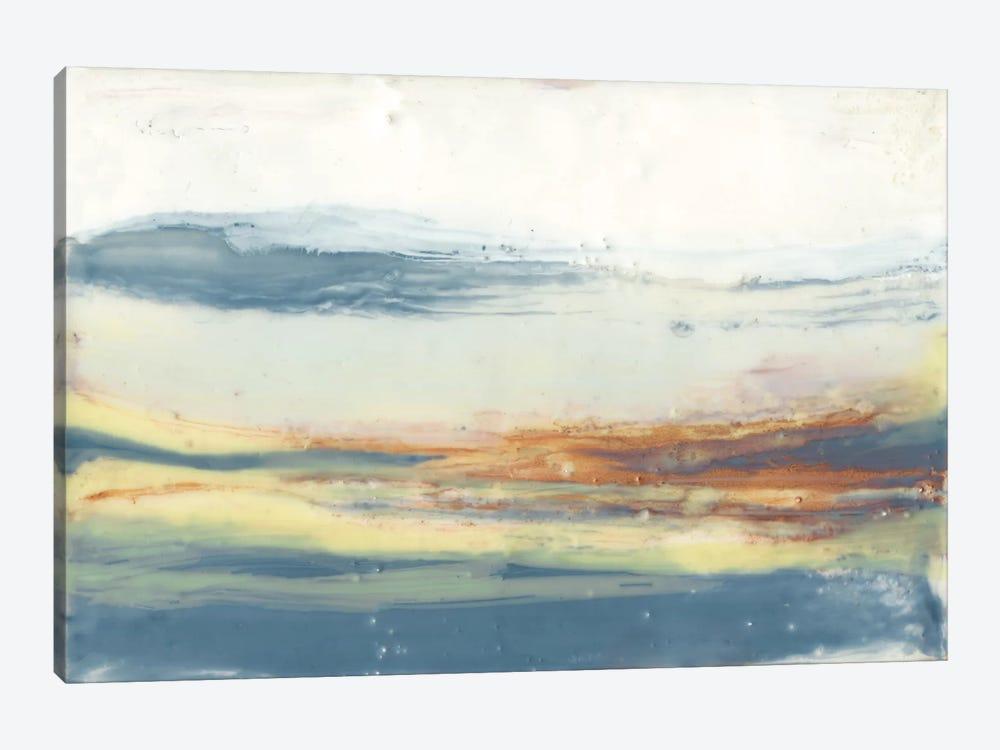 Bronze Horizon II by Jennifer Goldberger 1-piece Canvas Art