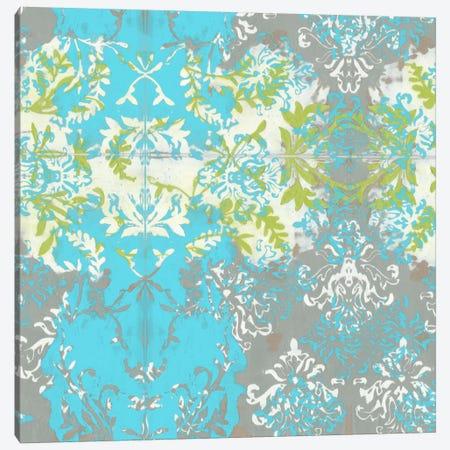 Decorative Overlay I Canvas Print #JGO257} by Jennifer Goldberger Canvas Print