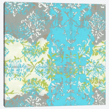 Decorative Overlay II Canvas Print #JGO258} by Jennifer Goldberger Canvas Art