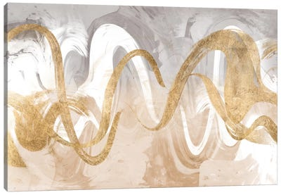 Infinite Swirl I Canvas Art Print