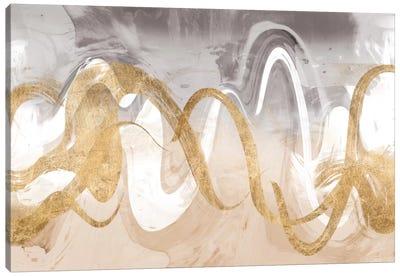 Infinite Swirl II Canvas Art Print