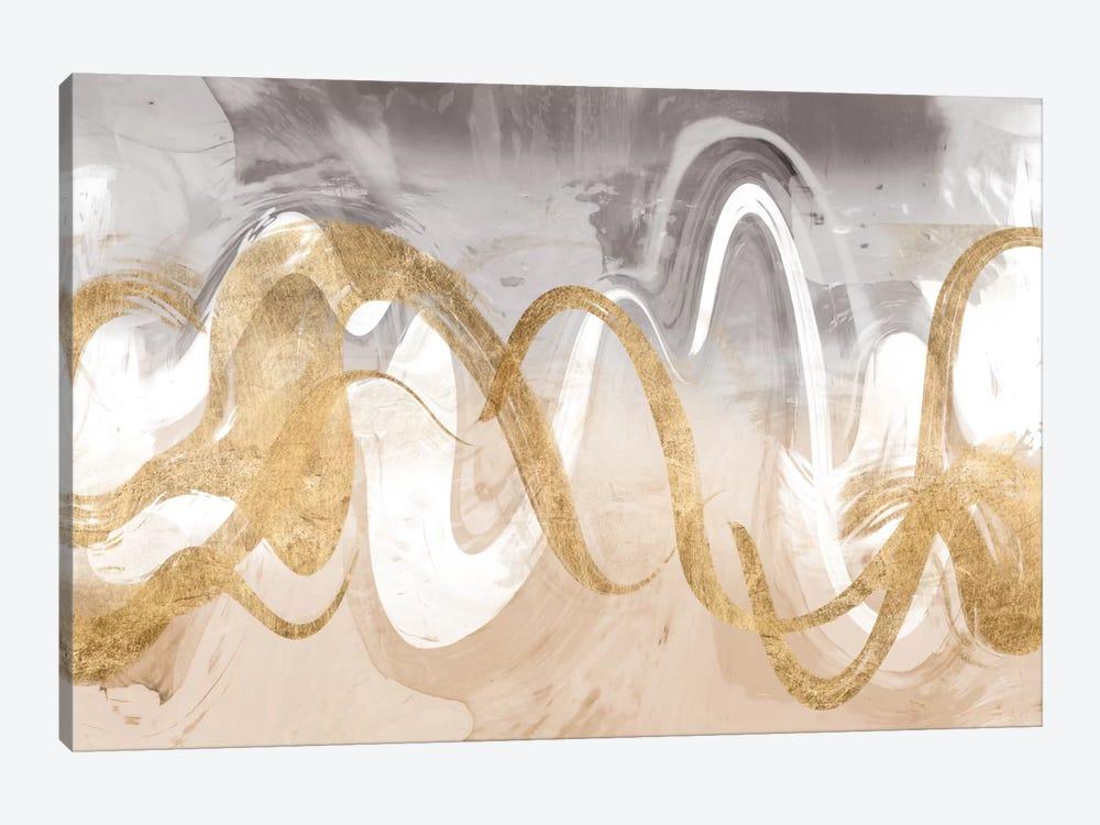 Infinite Swirl II by Jennifer Goldberger 1-piece Canvas Print
