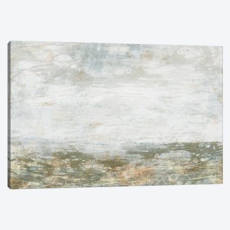 Neutral Horizon I Canvas Print #JGO267} by Jennifer Goldberger Canvas Wall Art