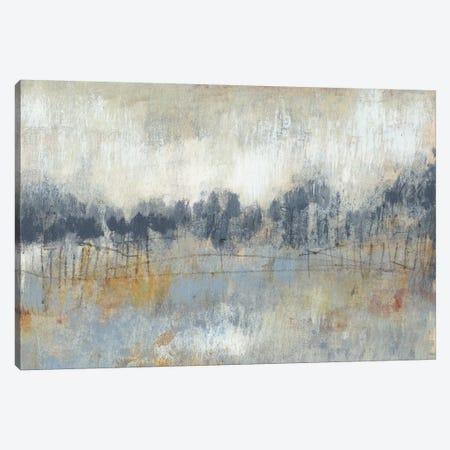 Cool Grey Horizon II Canvas Print #JGO26} by Jennifer Goldberger Canvas Print
