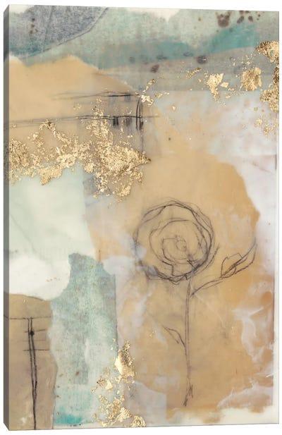 Posy Collage I Canvas Art Print