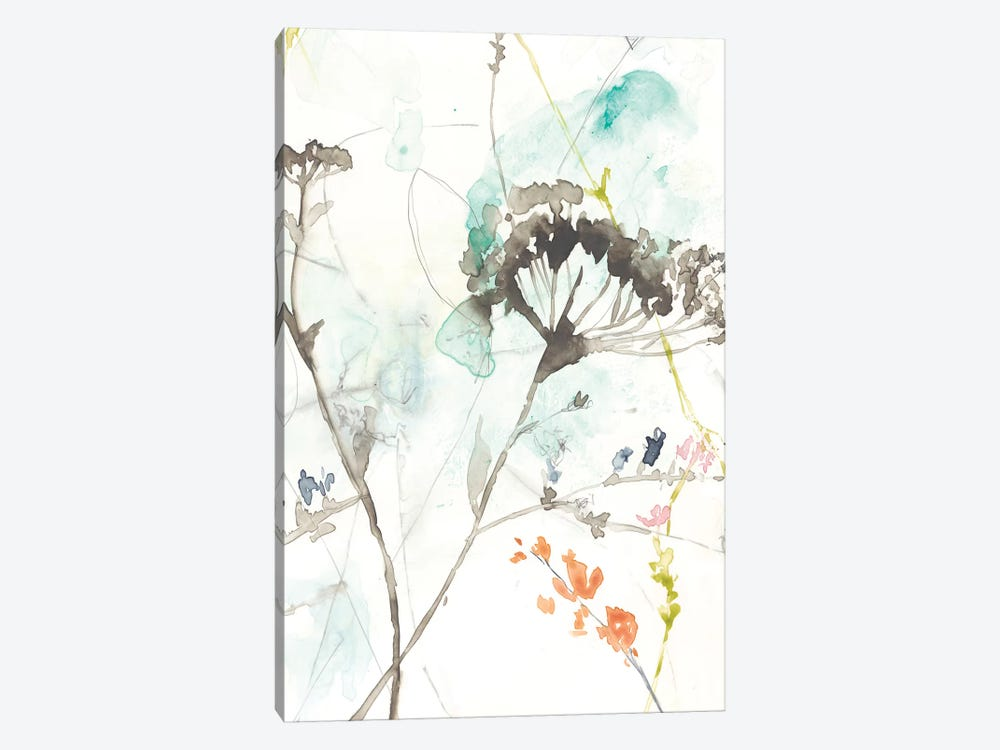 Wildflower Breath II by Jennifer Goldberger 1-piece Art Print