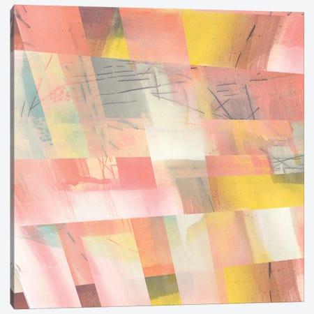 Abstract Weave II Canvas Print #JGO288} by Jennifer Goldberger Canvas Art Print