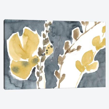 Branch Contours V 3-Piece Canvas #JGO297} by Jennifer Goldberger Art Print