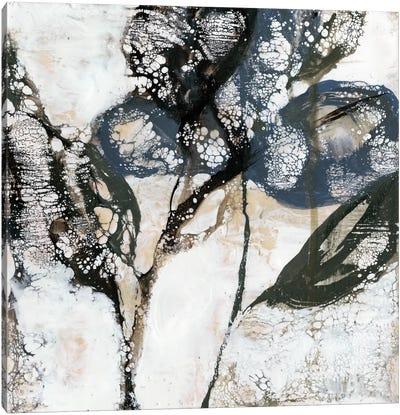 Crackled Stems I Canvas Art Print