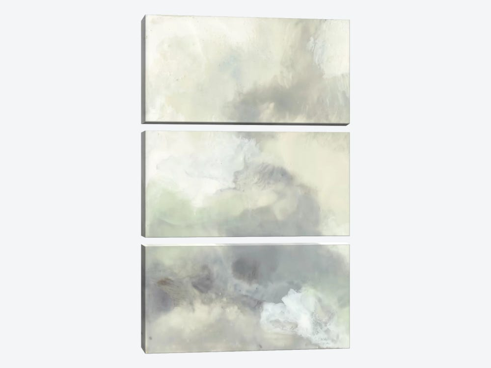 Cloud Impressions I by Jennifer Goldberger 3-piece Canvas Art