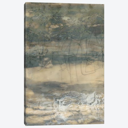 Earthen Lines I Canvas Print #JGO304} by Jennifer Goldberger Art Print