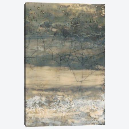 Earthen Lines II Canvas Print #JGO305} by Jennifer Goldberger Canvas Print