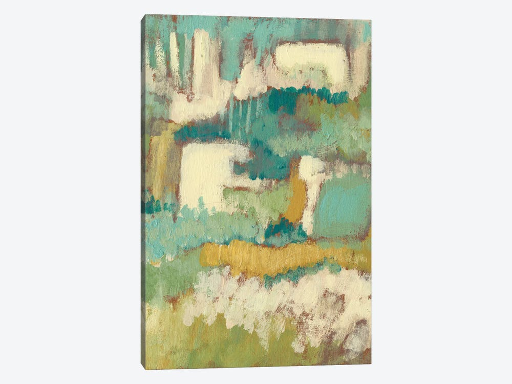 Elevated Garden II by Jennifer Goldberger 1-piece Canvas Art Print