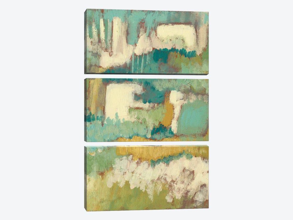 Elevated Garden II by Jennifer Goldberger 3-piece Art Print