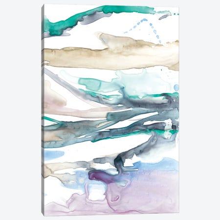 Geode Layers II Canvas Print #JGO309} by Jennifer Goldberger Canvas Art