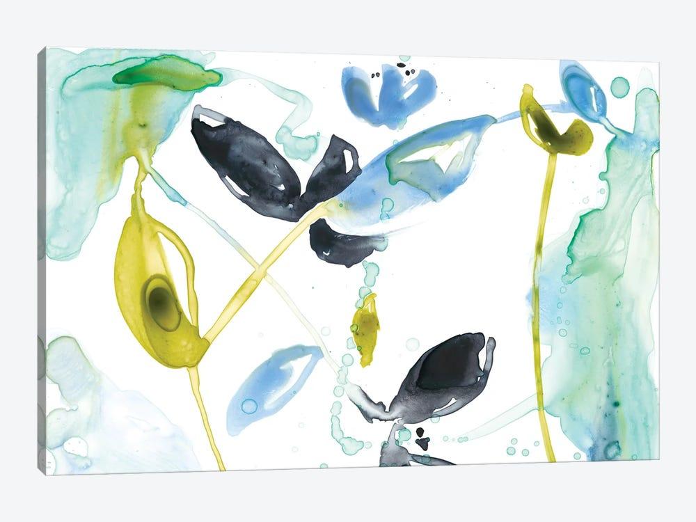 Hanging Garden I by Jennifer Goldberger 1-piece Canvas Artwork