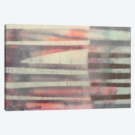 Lines & Layers I Canvas Print #JGO318} by Jennifer Goldberger Canvas Art Print