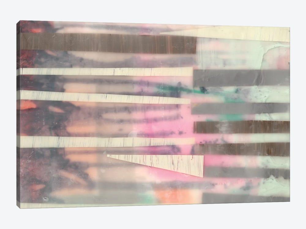 Lines & Layers II by Jennifer Goldberger 1-piece Canvas Art