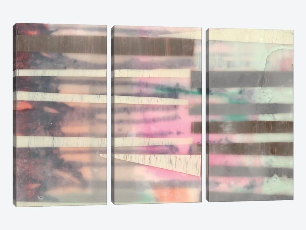 Lines & Layers II by Jennifer Goldberger 3-piece Canvas Wall Art