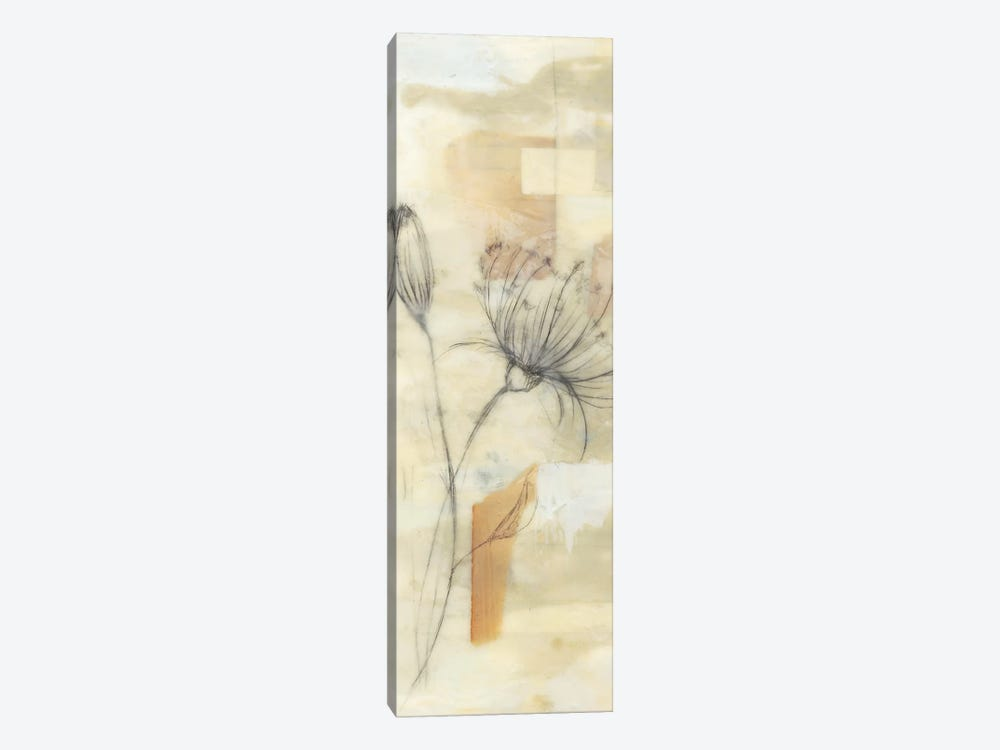 Neutral Lace I by Jennifer Goldberger 1-piece Canvas Wall Art