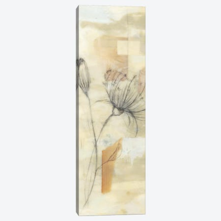 Neutral Lace I Canvas Print #JGO326} by Jennifer Goldberger Canvas Art Print