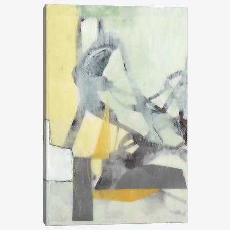 Ribbon In Wax I Canvas Print #JGO328} by Jennifer Goldberger Canvas Artwork