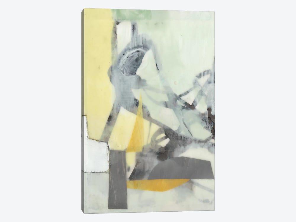 Ribbon In Wax I by Jennifer Goldberger 1-piece Canvas Wall Art