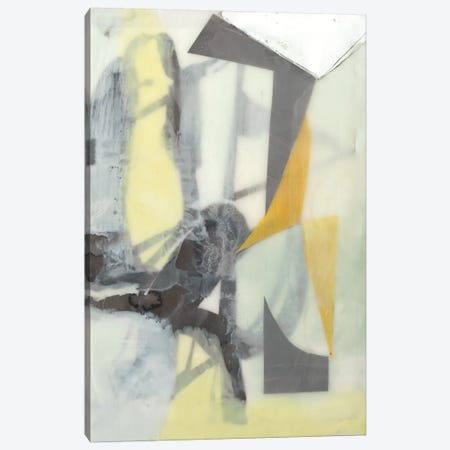 Ribbon In Wax II Canvas Print #JGO329} by Jennifer Goldberger Canvas Art