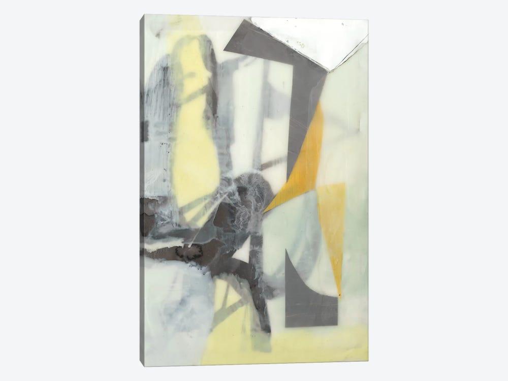 Ribbon In Wax II by Jennifer Goldberger 1-piece Canvas Print