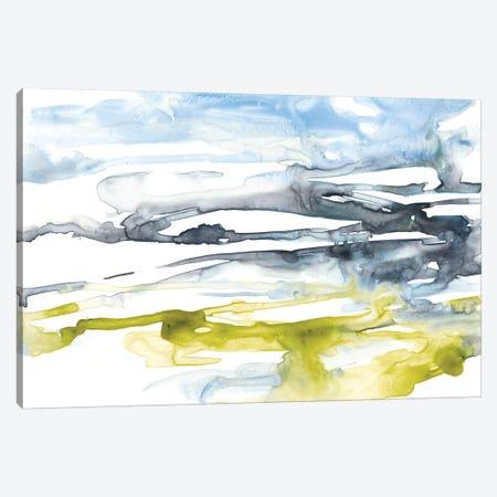 Sweeping Fields I Canvas Print #JGO334} by Jennifer Goldberger Canvas Art