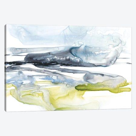 Sweeping Fields II Canvas Print #JGO335} by Jennifer Goldberger Canvas Wall Art