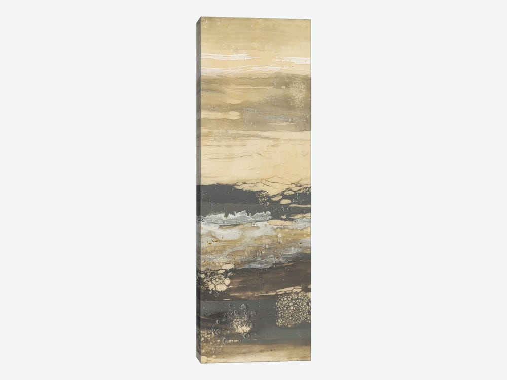 Terre Umber II by Jennifer Goldberger 1-piece Canvas Art