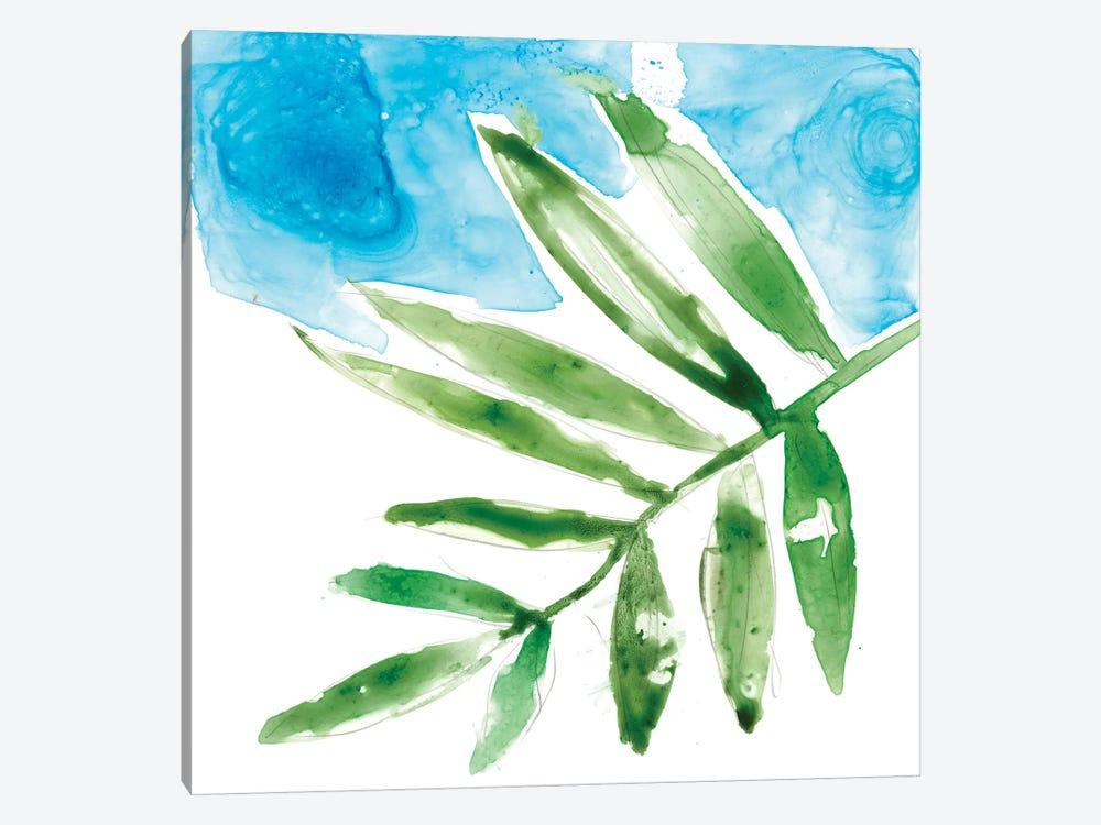 Tropical Display I by Jennifer Goldberger 1-piece Art Print