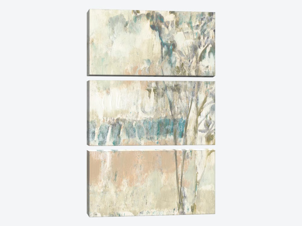 Ethereal Tree II by Jennifer Goldberger 3-piece Canvas Artwork