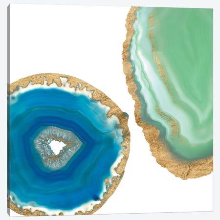 Gem Stones III Canvas Print #JGO382} by Jennifer Goldberger Canvas Artwork