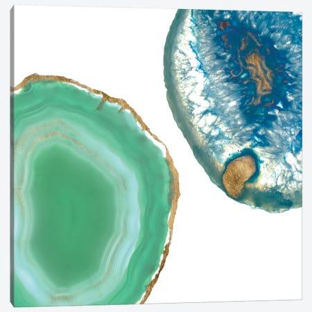 Gem Stones IV Canvas Print #JGO383} by Jennifer Goldberger Canvas Wall Art