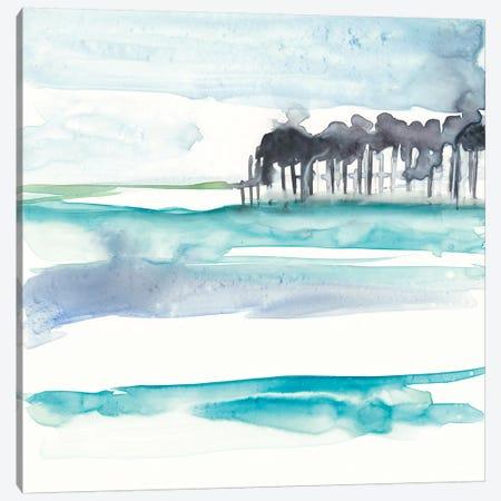 Mountains To Sea VIII Canvas Print #JGO413} by Jennifer Goldberger Canvas Wall Art