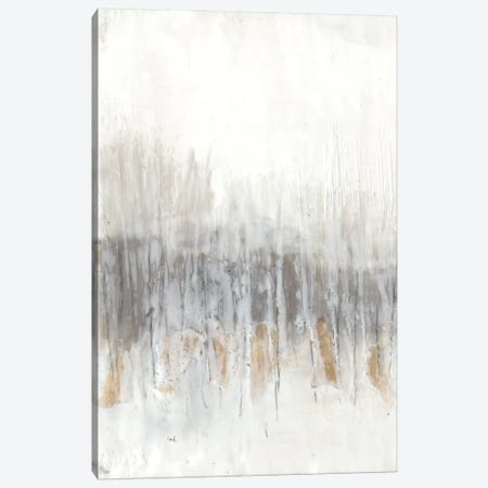 Neutral Wave I Canvas Print #JGO414} by Jennifer Goldberger Canvas Art Print