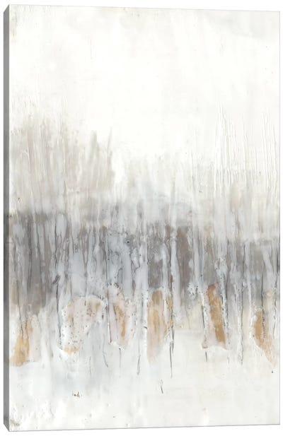 Neutral Wave I Canvas Art Print