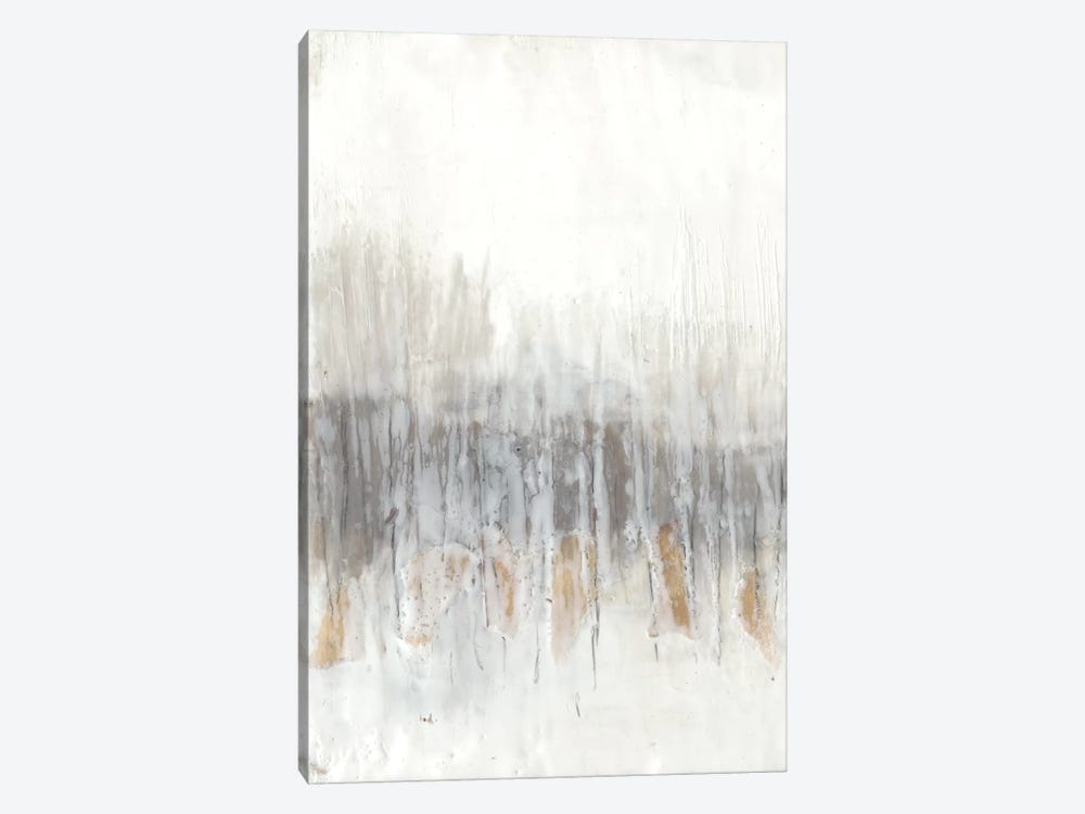 Neutral Wave I by Jennifer Goldberger 1-piece Canvas Artwork