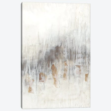 Neutral Wave II Canvas Print #JGO415} by Jennifer Goldberger Canvas Art Print