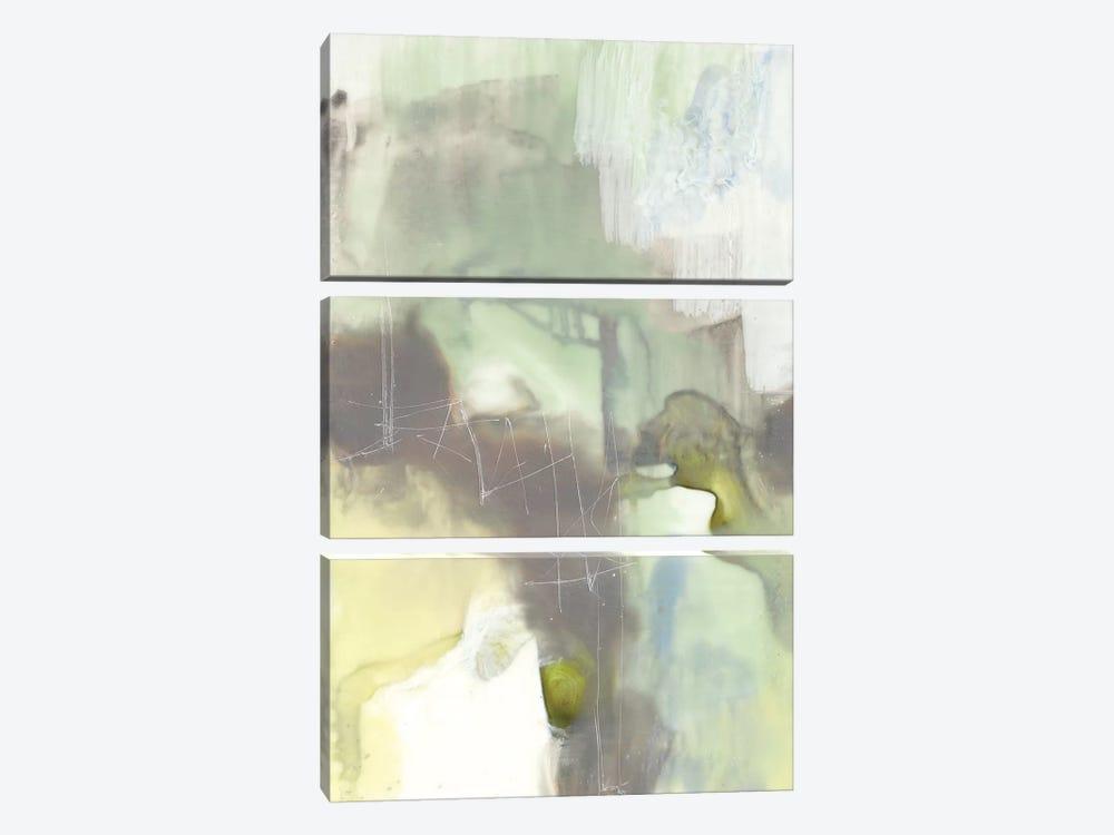 Pastel Steppe I by Jennifer Goldberger 3-piece Canvas Art Print