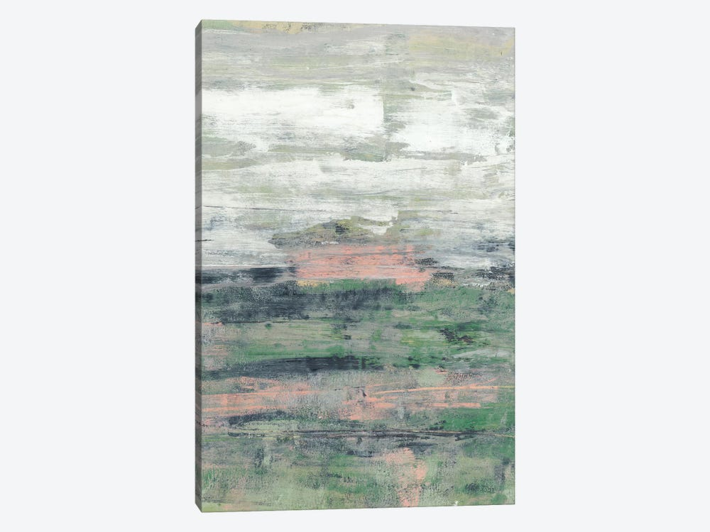 Payne's Blush II by Jennifer Goldberger 1-piece Canvas Artwork