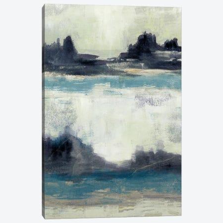 Peaceful Mountain I Canvas Print #JGO426} by Jennifer Goldberger Canvas Artwork