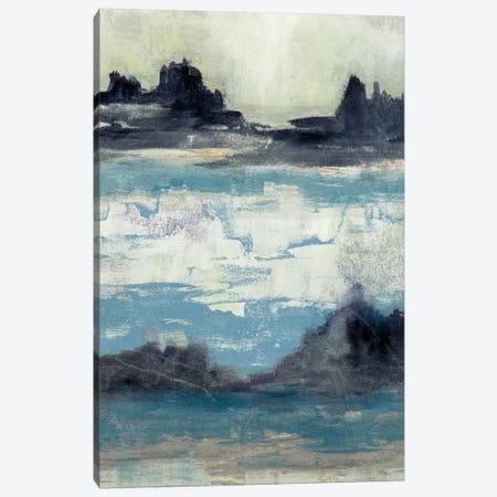 Peaceful Mountain II Canvas Print #JGO427} by Jennifer Goldberger Canvas Art